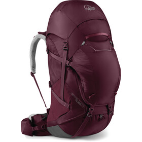 Lowe Alpine Cerro Torre Backpack ND60l Dame fig